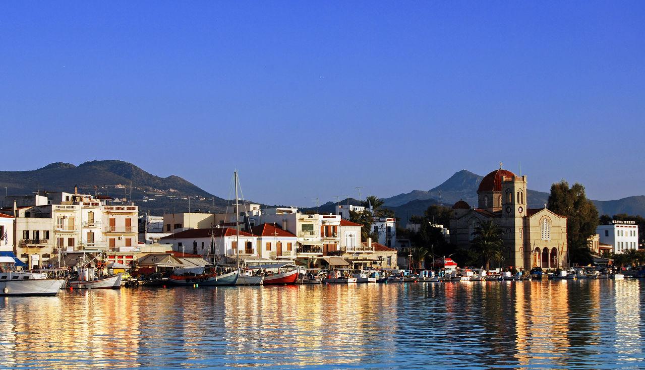 Poros Island Greece Restaurants